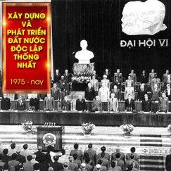 Việt Nam thống nhất xây dựng chủ nghĩa xã hội từ 1975 tới nay